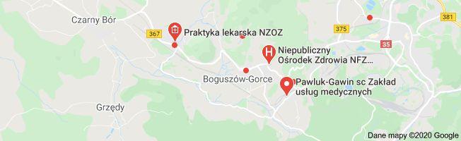 REGION, Boguszów-Gorce: Służba zdrowia działa