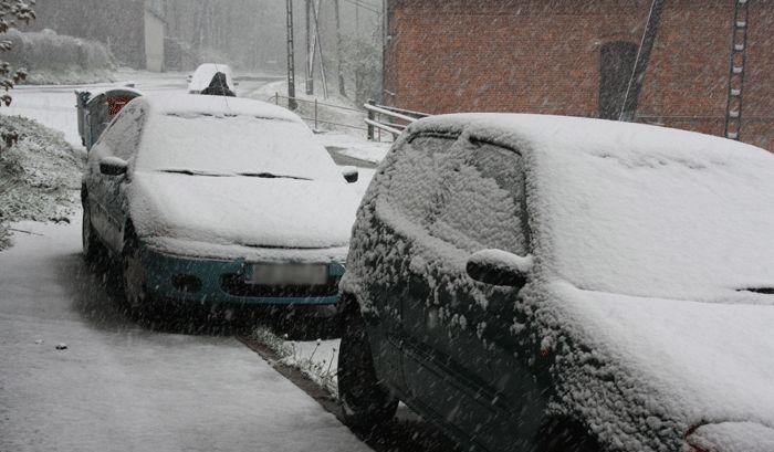 Wałbrzych/REGION: Krótki powrót zimy