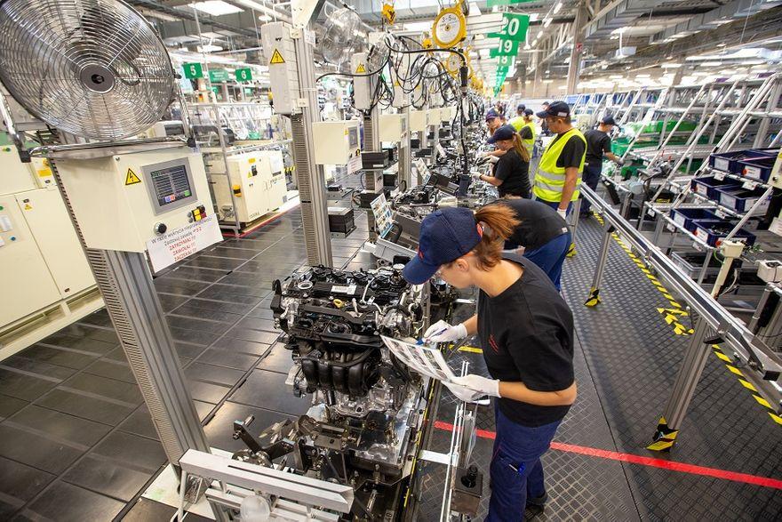 Wałbrzych: Toyota wznawia produkcję