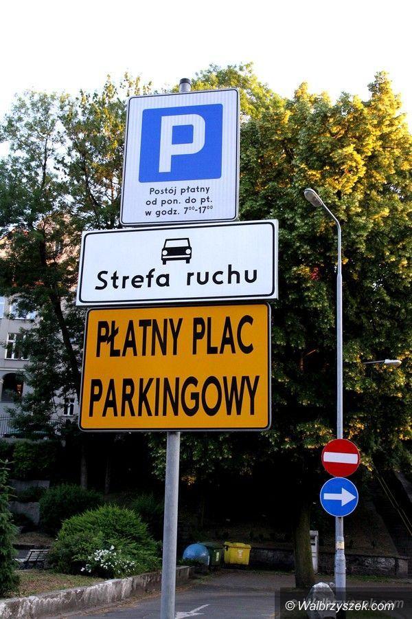 Wałbrzych: Parkingi znów płatne