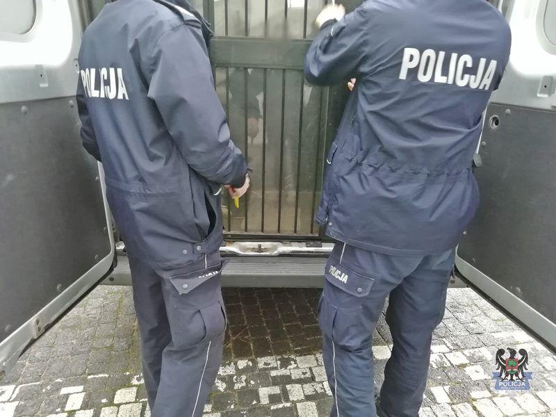 REGION, Boguszów-Gorce: Kradł zamiast pracować