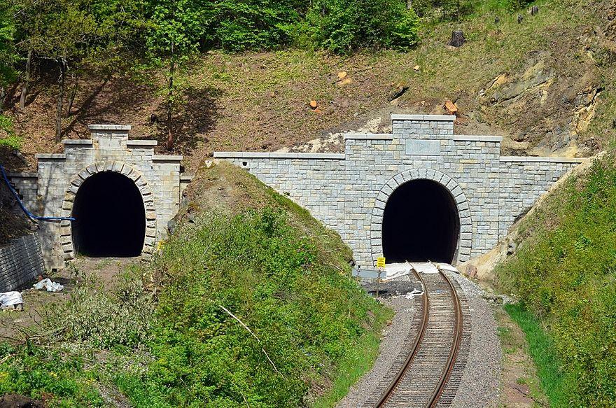 REGION, Jedlina-Zdrój: Tunel w remoncie