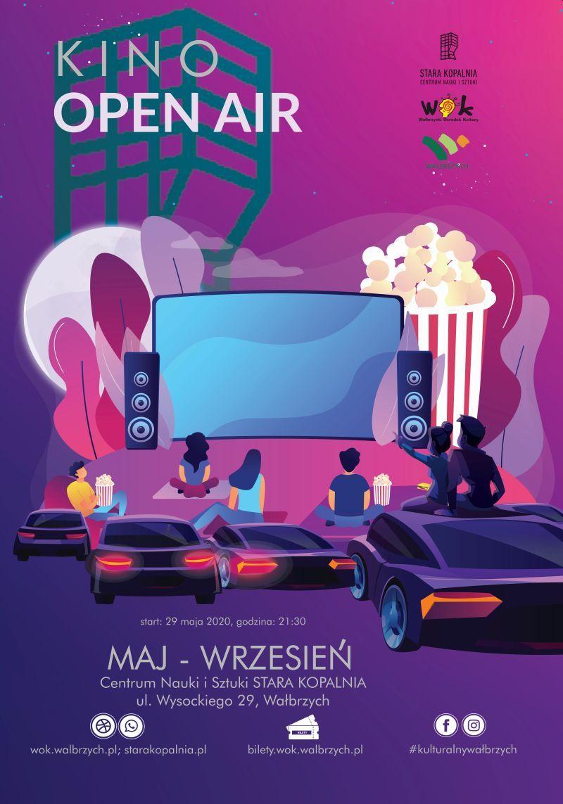 Wałbrzych: Kino plenerowe