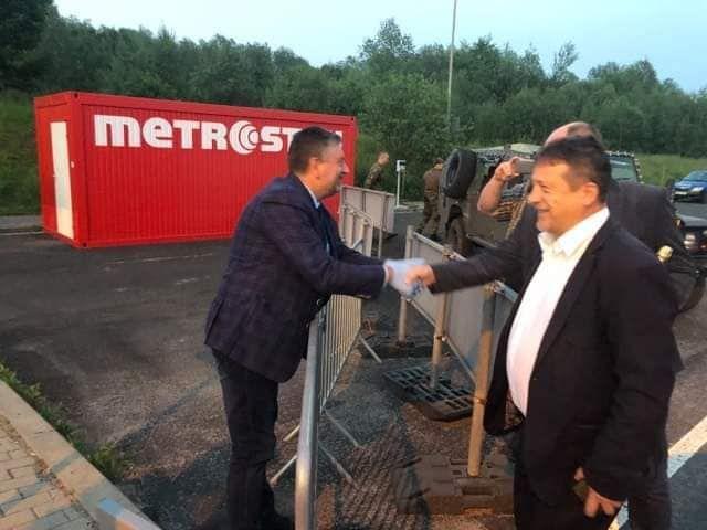 REGION, Mieroszów: Granica otwarta