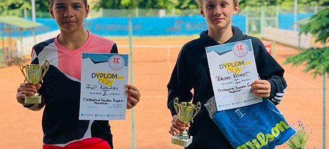 Szczawno-Zdrój: Znakomici tenisiści