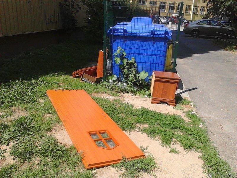 REGION, Mieroszów: Śmieci im nie ubywa
