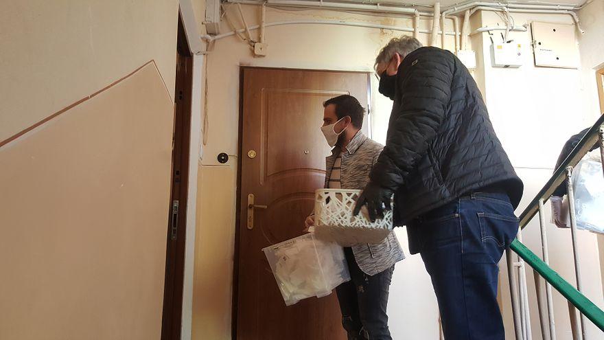 Wałbrzych: Wolontariusze odwiedzili seniorów