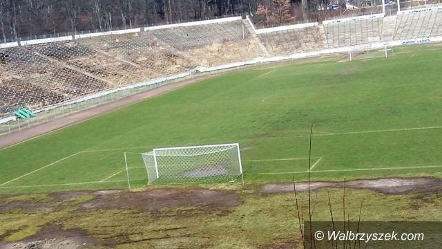 Wałbrzych: Prezydent o infrastrukturze sportowej