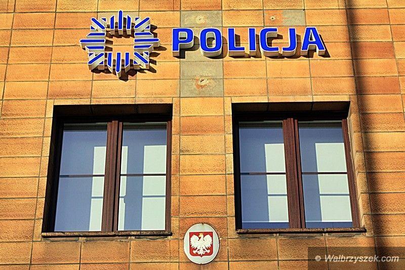 Wałbrzych: Czy strażnicy zerwali plakaty wyborcze?