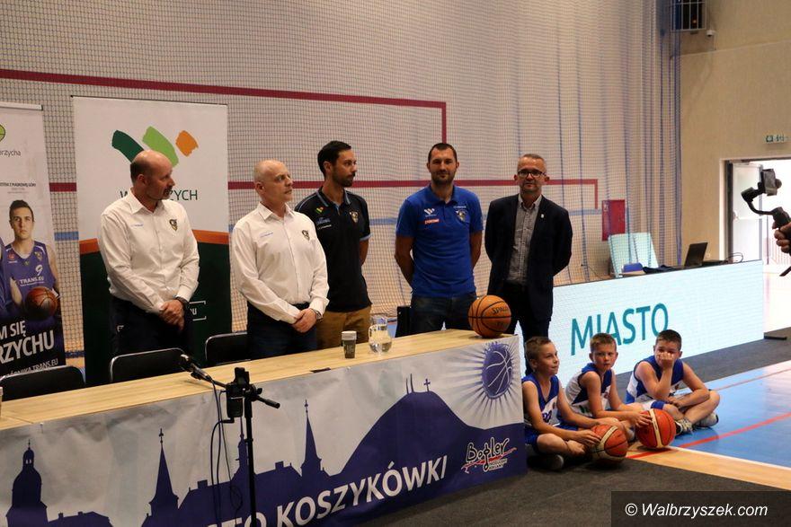 Wałbrzych: Miasto wesprze koszykarzy