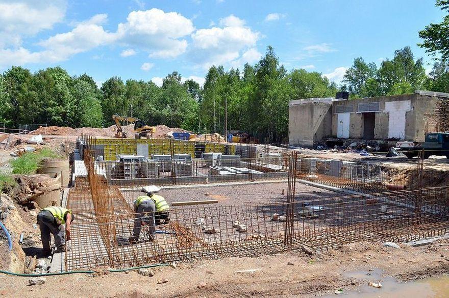 REGION, Jedlina-Zdrój: Powstaje stacja uzdatniania wody