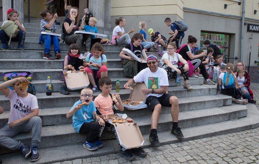 Wałbrzych/REGION: Czysto na Chełmcu