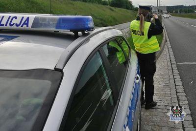 Wałbrzych/powiat wałbrzyski: Kary za prędkość