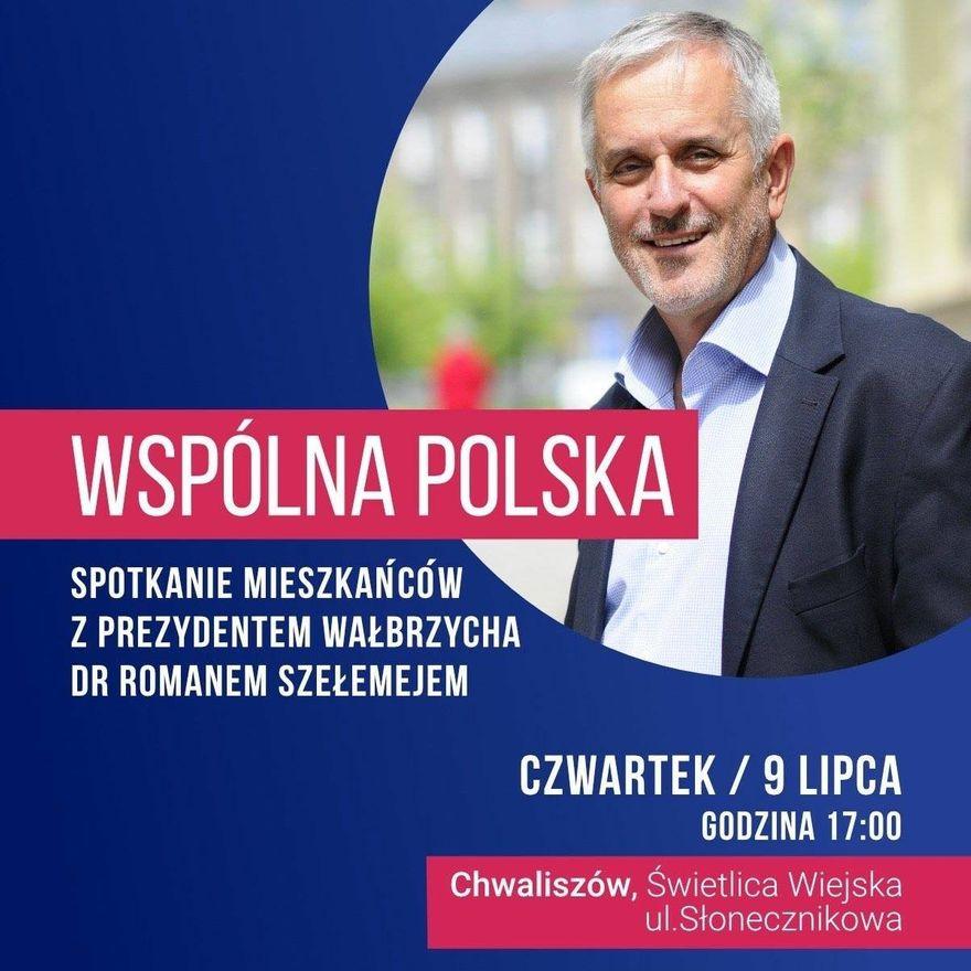 REGION, Chwaliszów: Szełemej w Chwaliszowie