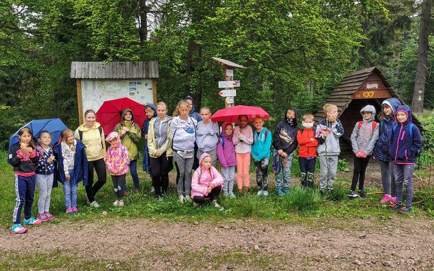 REGION, Mieroszów: Udana wyprawa