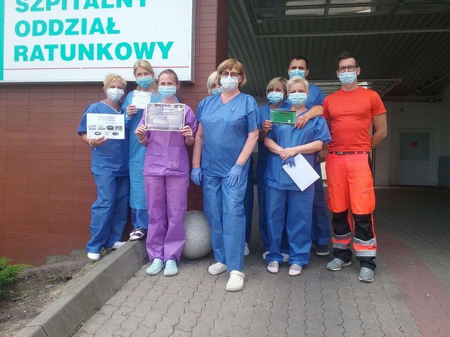 Wałbrzych/REGION: Aglomeracja dla medyków