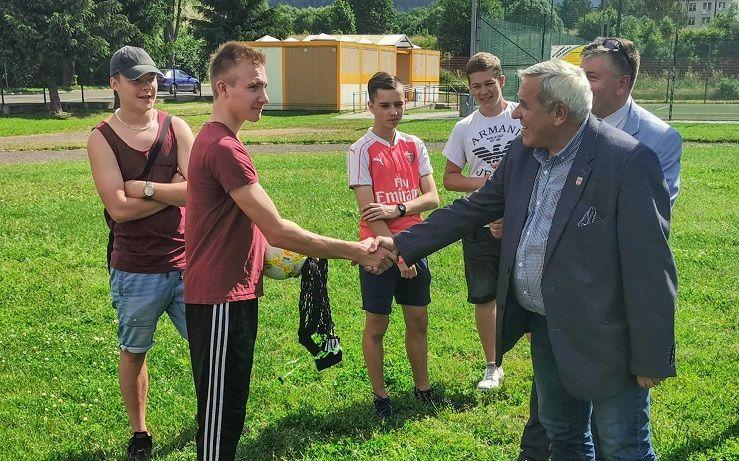 Mieroszów: Mieroszów wraca do futbolu