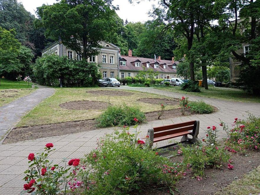 REGION, Szczawno-Zdrój: Miasto pięknieje