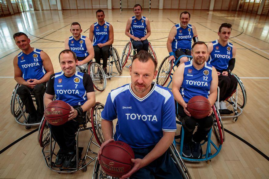 Wałbrzych: Koszykarze Górnika na wózkach z nową siłą