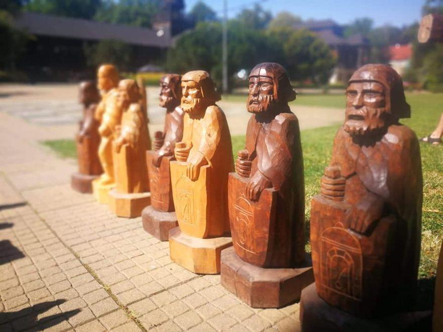 Szczawno-Zdrój: Szachy w uzdrowisku