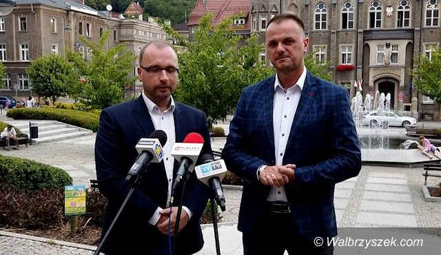 Wałbrzych/powiat wałbrzyski: PiS zadowolny ze wzrostu poparcia