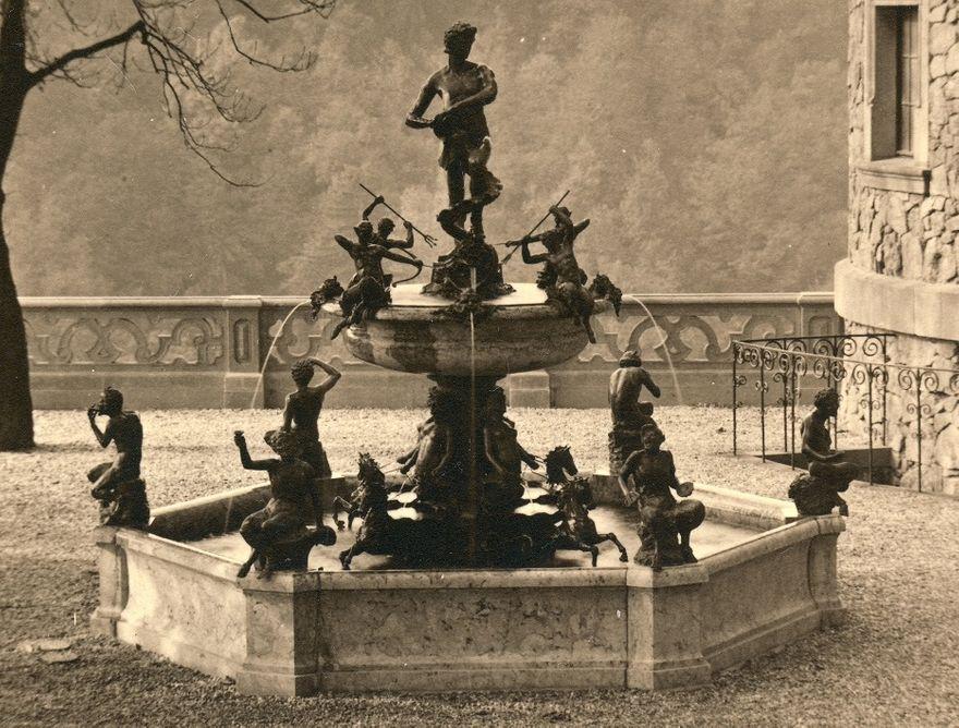 Wałbrzych: Niezwykła fontanna