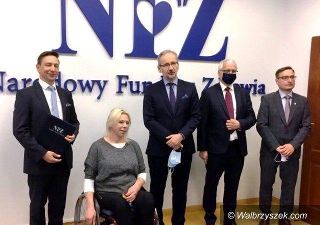 Wałbrzych: Nowa siedziba NFZ