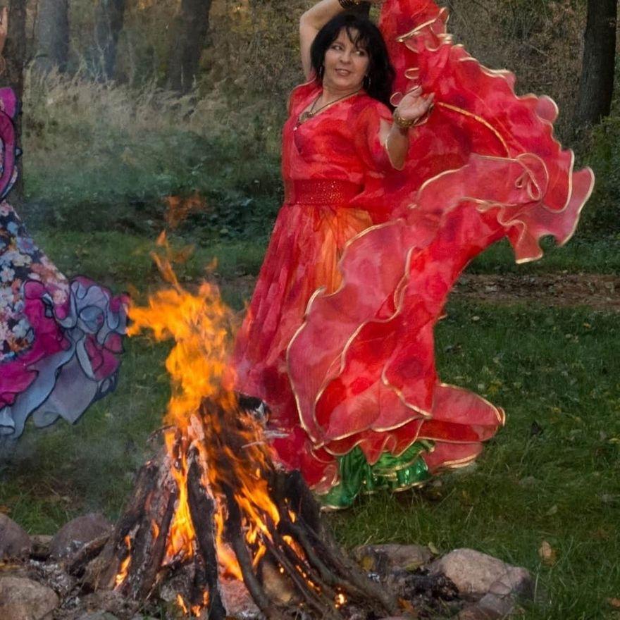 Wałbrzych: Taniec i muzyka cygańska