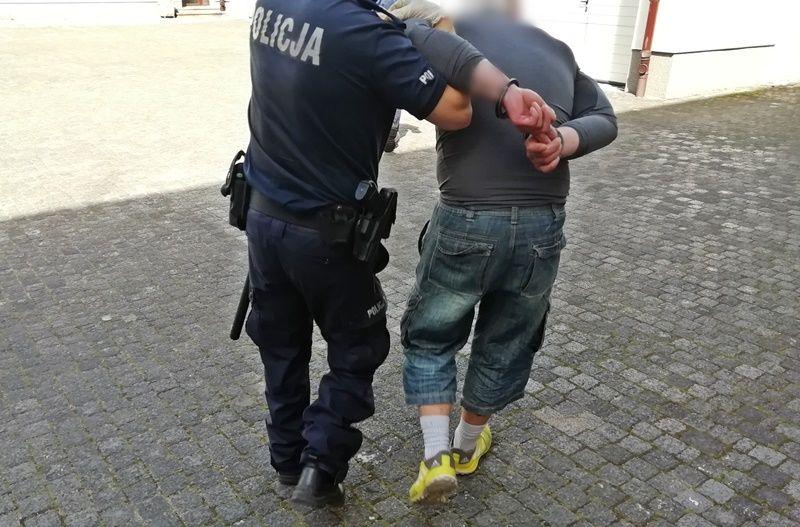 REGION, Boguszów-Gorce: Ukradł niewiele