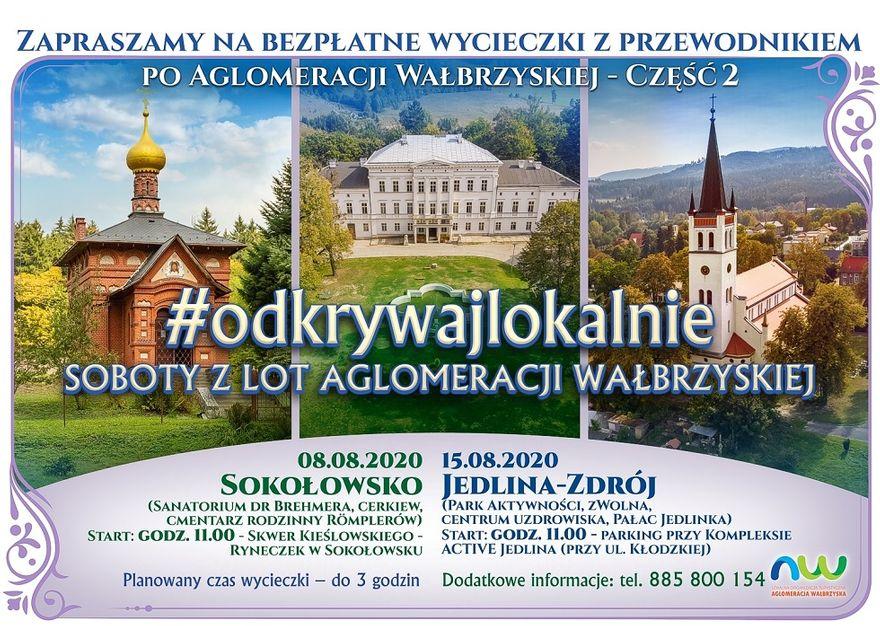 REGION, Sokołowsko: Wycieczka do Sokołowska