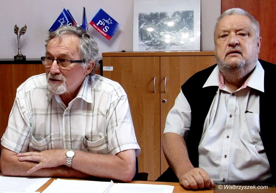 Wałbrzych: Radny straci mandat?