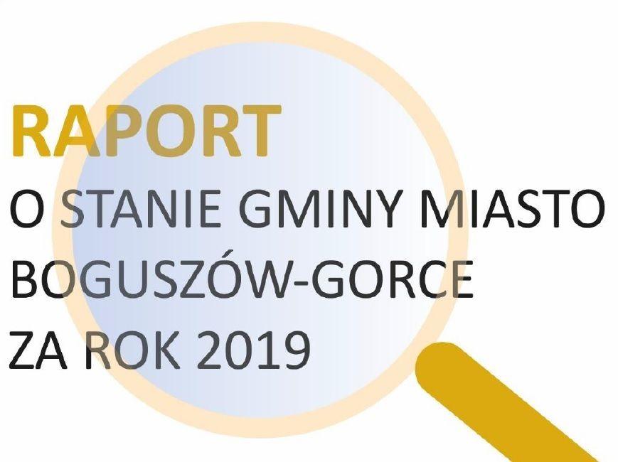 REGION, Boguszów-Gorce: Jaki jest stan gminy?