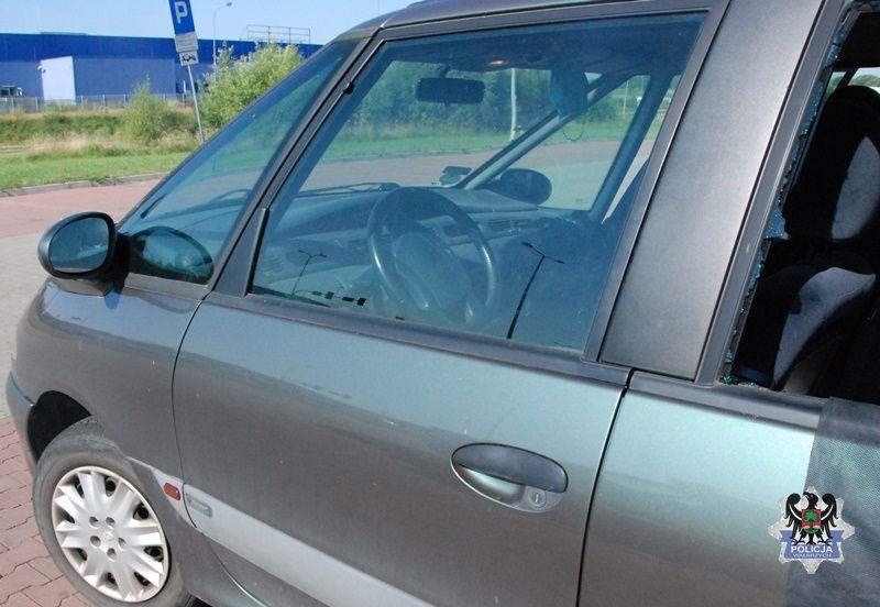 REGION, Szczawno-Zdrój: Okradał samochody