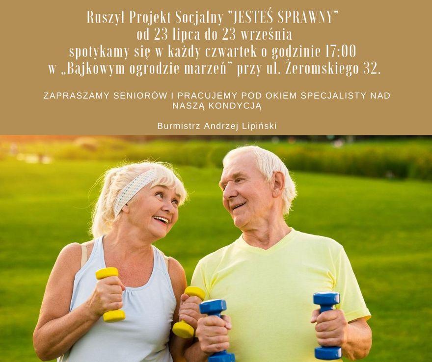 REGION, Mieroszów: Sprawni seniorzy