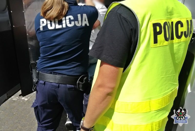 REGION/Golińsk: 16–letni napastnik zatrzymany