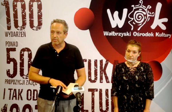 Wałbrzych: Nowy projekt WOK–u