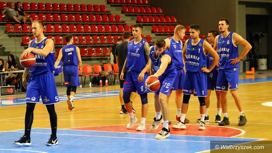 Wałbrzych: Koszykarze na start