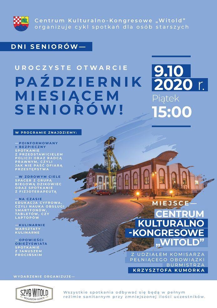 REGION, Boguszów-Gorce: Miesiąc seniorów