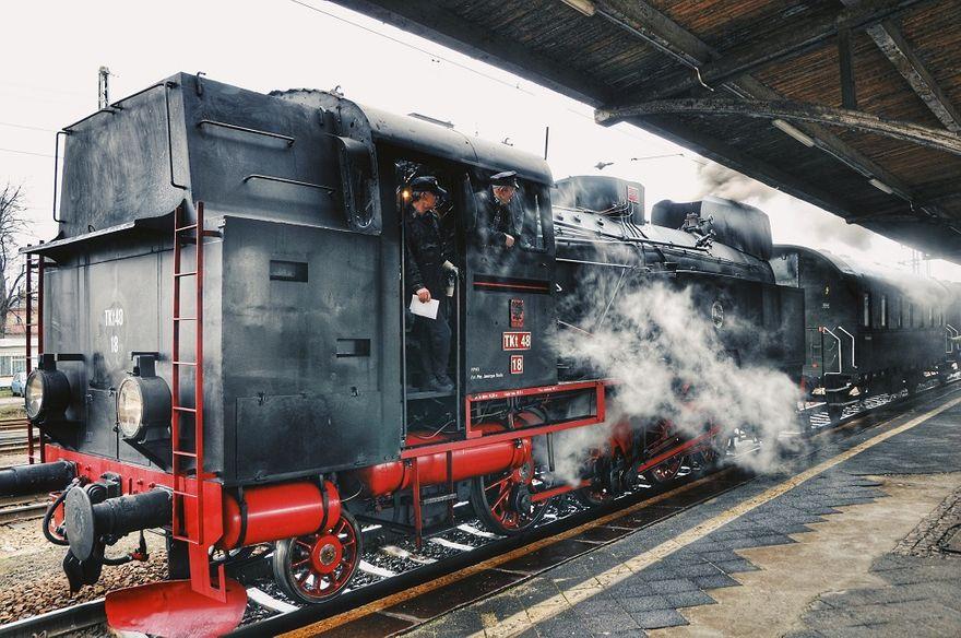 REGION: Pojedzie muzealny pociąg