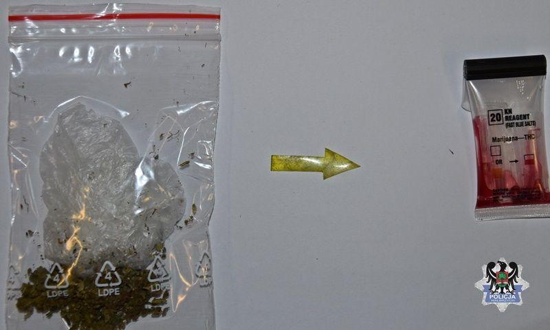 Wałbrzych: Za narkotyki do więzienia