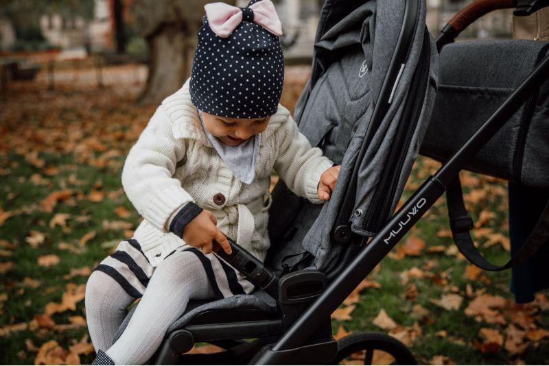 Wałbrzych/Kraj: Wózek dziecięcy Muuvo na każdy spacer – przegląd