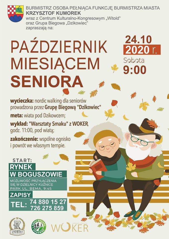 REGION, Boguszów-Gorce: W dbałości o seniorów