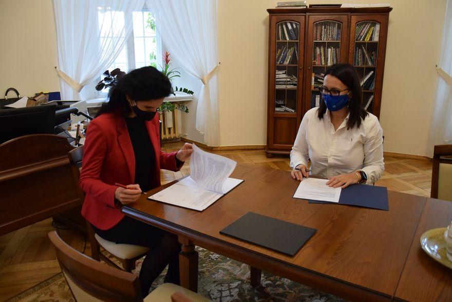 Wałbrzych: Porozumienie z Uniwersytetem