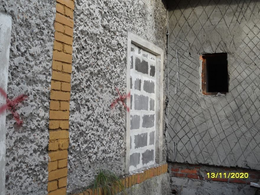 REGION, Boguszów-Gorce: Budynek zabezpieczony