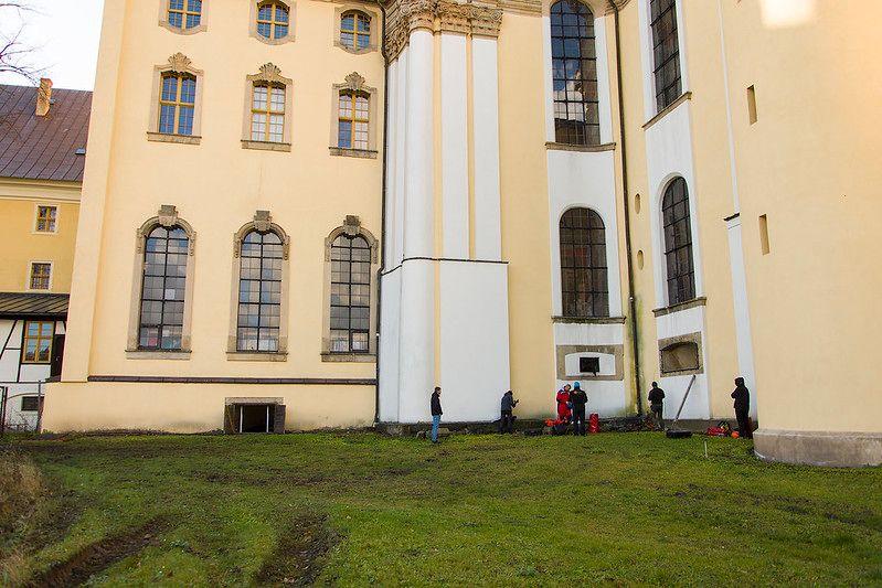 REGION, Krzeszów: Tam pochowano Cystersów