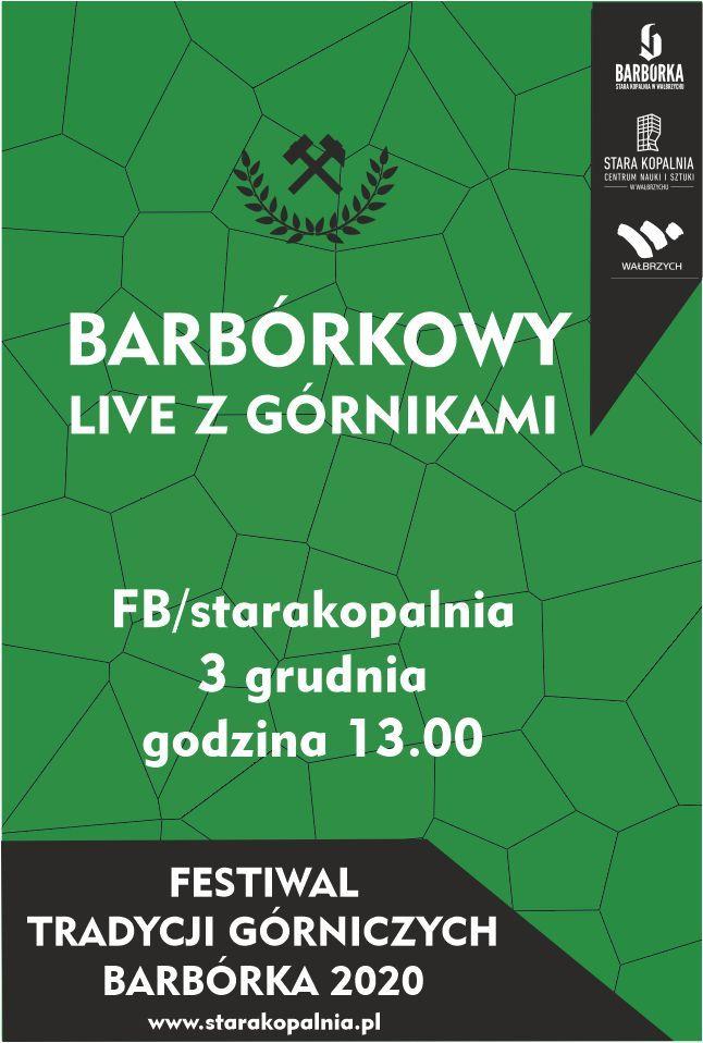 Wałbrzych: Barbórka online