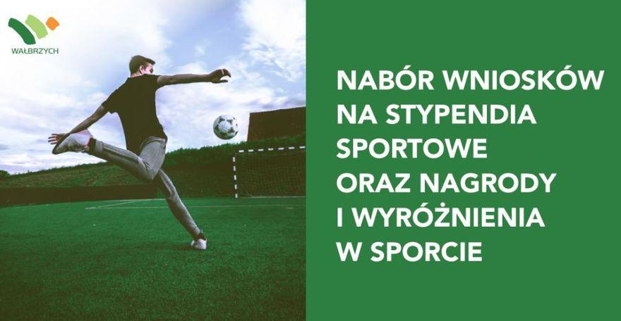 Wałbrzych: Stypendia sportowe