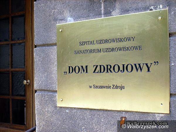 REGION, Szczawno-Zdrój: Będą kręcić w Szczawnie