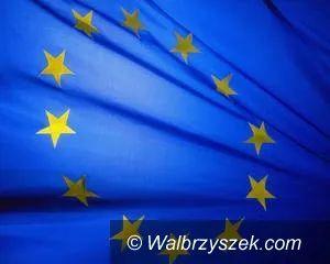 Wałbrzych: Zawisną unijne flagi