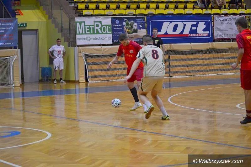 Wałbrzych/REGION: Zagłębie w futsalu